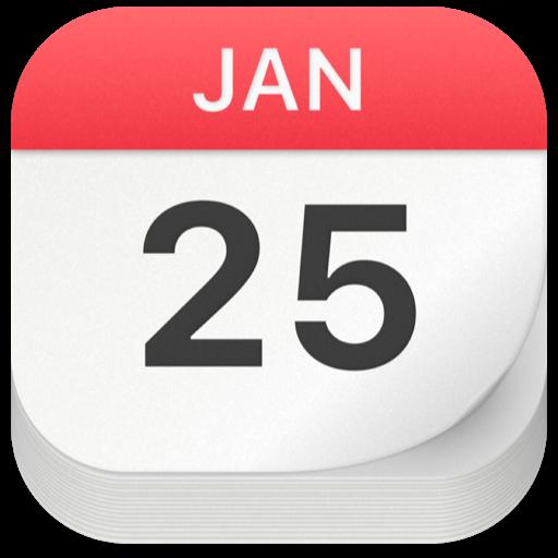 GlanceCal 1.6 破解版 – 系统菜单栏日历应用