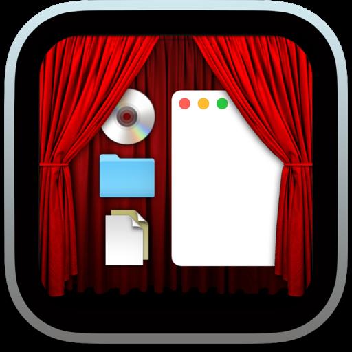 Desktop Curtain 3.1.3 破解版 – 桌面图标隐藏工具