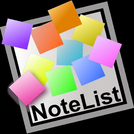 NoteList 4.3.2 破解版 – 数据存储工具