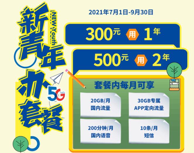 办了一张北京电信500元/2年的卡,每月领视频会员+10G通用流量-李峰博客