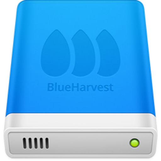 BlueHarvest 8.0.9 破解版 – 磁盘清理软件