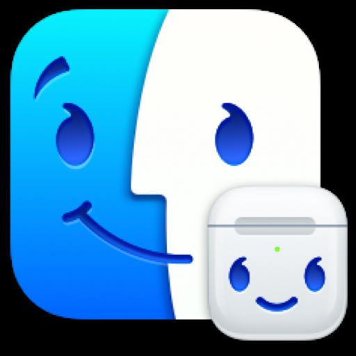 Airbuddy 2.4.2 破解版 – 在 Mac 上更优雅地使用 AirPods