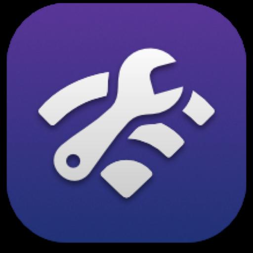 Airtool 2.3 破解版 – 系统菜单栏网络工具
