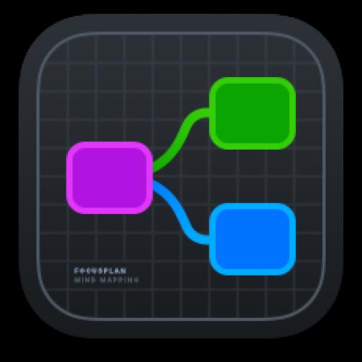 Focusplan Pro 1.6.5 破解版 – 思维导图软件