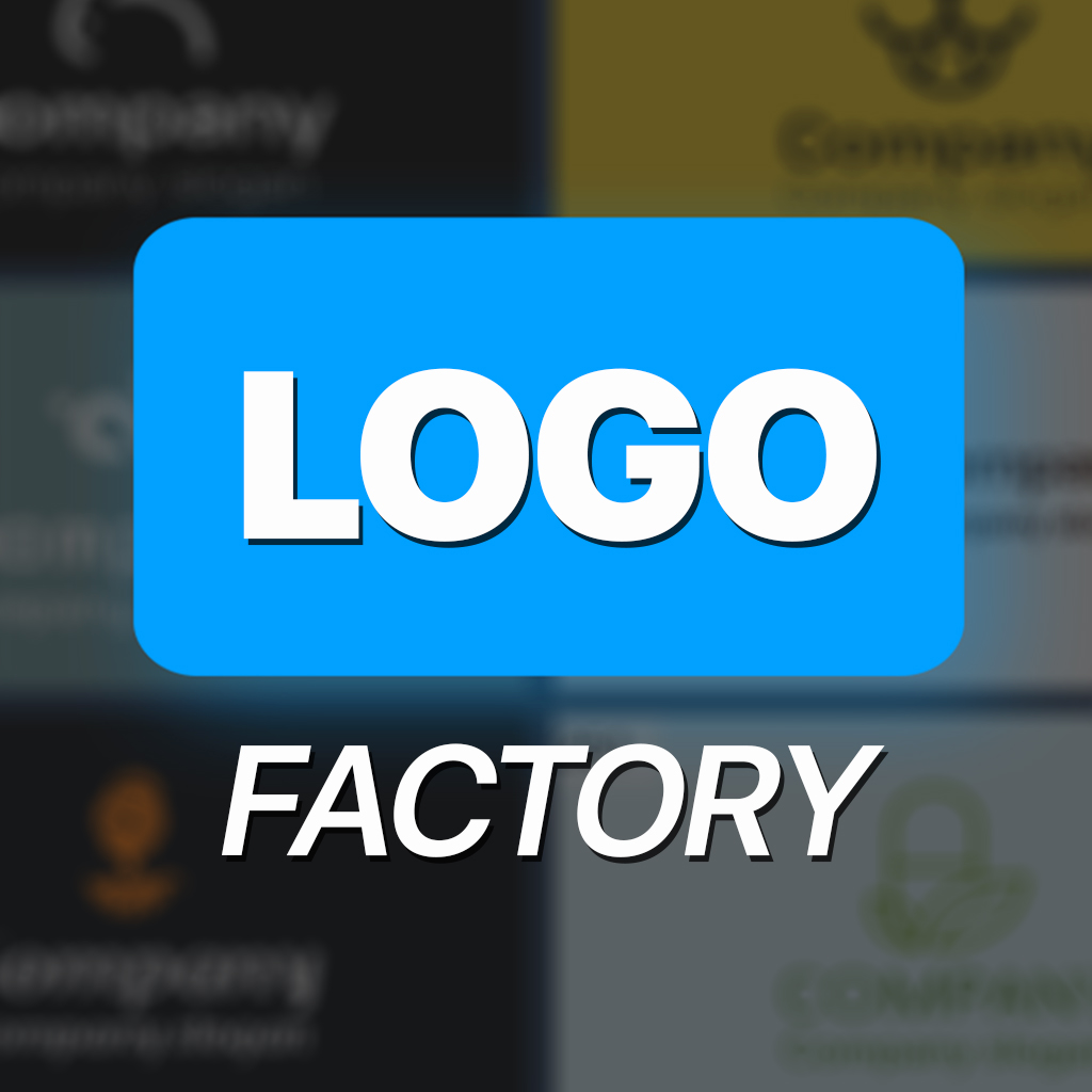 Logo Factory 1.16 破解版 – 简单地生成LOGO