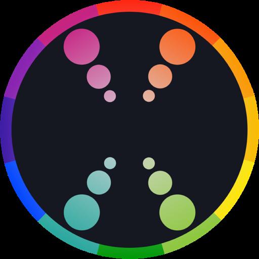 Color Wheel 6.1 破解版 – 强大的数字色轮工具