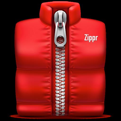 A-Zippr 1.4 210513 破解版 – 压缩解压工具