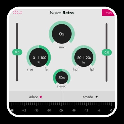Denise Audio Noize Retro 1.0.0 破解版 - 增强和调整音频插件