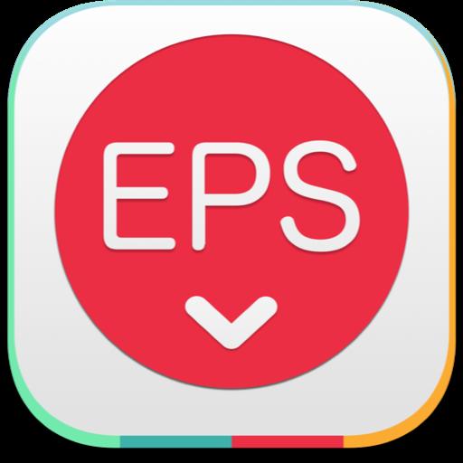 EPSViewer Pro 1.4 破解版 – EPS和AI文件快速预览工具