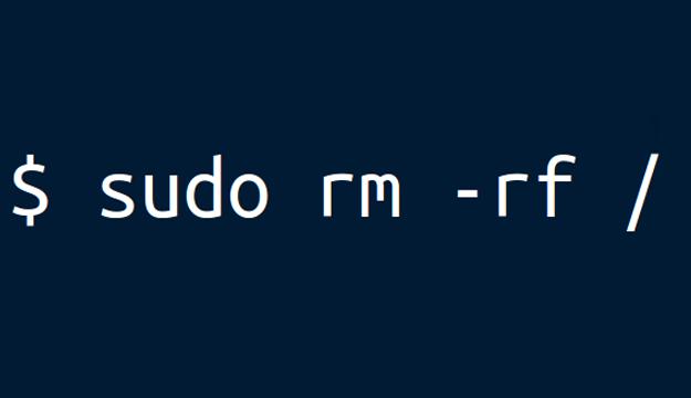 rm -rf 又一起惨案,该给Linux整一个回收站了!