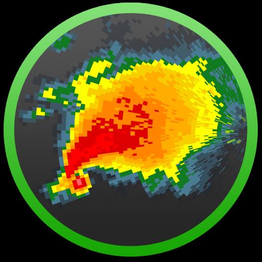 RadarScope 4.2 破解版 – 专业天气雷达