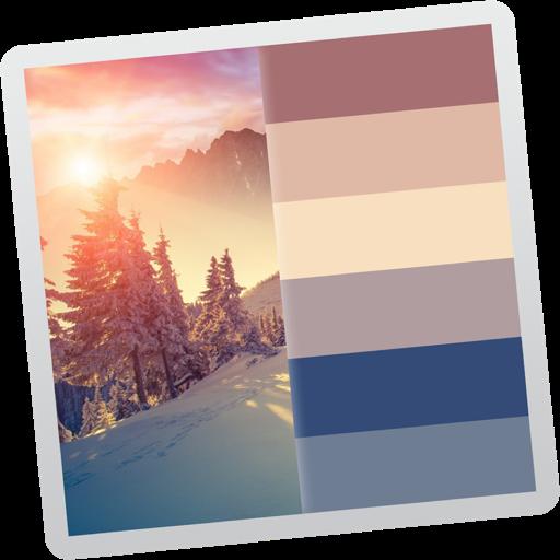 Color Palette from Image Pro 2.1 破解版 – 调色板编辑器