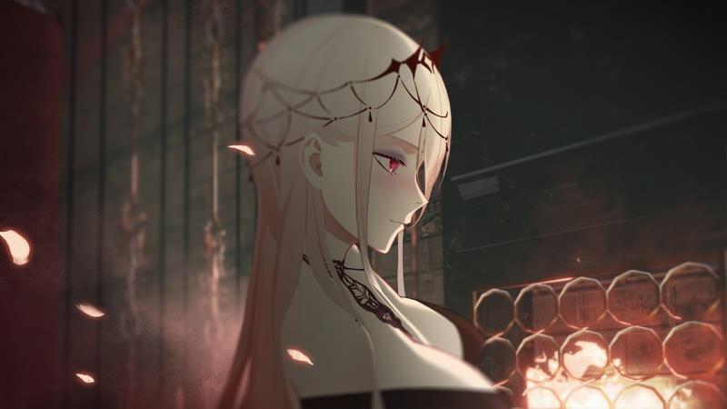 [官方中文][gal]堕落千金—黑蔷薇与欲望之火 Fallen girl – Black rose and the fire of desir(PC/360MB)
