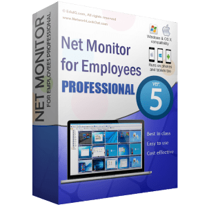 Net Monitor for Employees Pro 5.7.14 破解版 – 员工监控软件