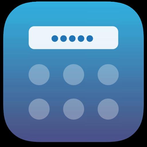 DotPass 1.5.1 破解版 – 手势与文字结合的密码生成器