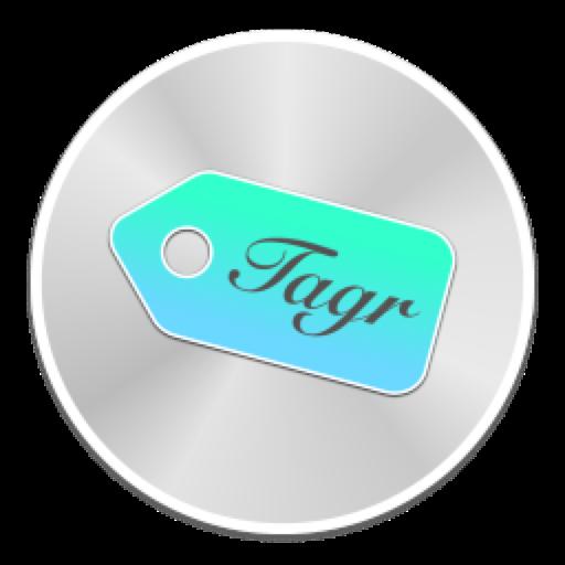 Tagr 5.4.0 破解版 – 音频元数据编辑器