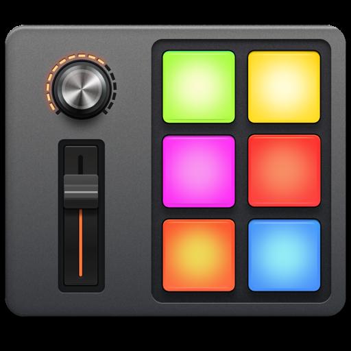 DJ Mix Pads 2 - Remix Version 15.5.6 破解版 – 独特DJ音乐制作板