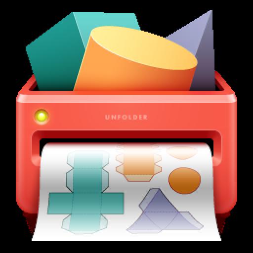 Unfolder 1.10.4 破解版 – 3D模型展开工具