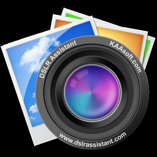 DSLR Assistant 3.8.4 破解版 – 数码相机远程控制软件
