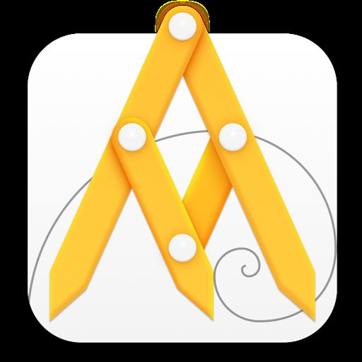 Goldie App 2.0.1 破解版 – 黄金比例设计工具